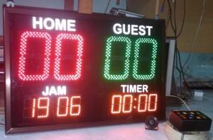 papan score sederhana