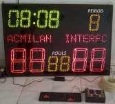 Futsal/ Basket 90x60 cm